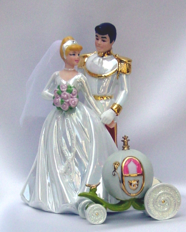 princess wedding cake toppers stampa 18778